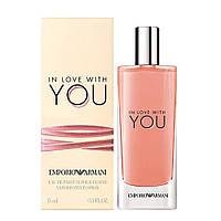 Giorgio Armani Emporio Armani In Love With You Парфюмированная вода 15ml (3614272231740)