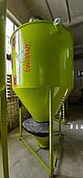 Кормозмішувач 1500кг. ADRAF змішувач 1,5 т кормів Кормозмішувач змішувач кормів на 1500кг. Лінії комбікорму.