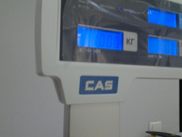 весы электронные CAS ER JR CBU купить недорого