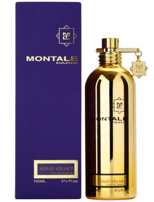 Парфюмированная вода Montale Aoud Velvet 100ml унисекс
