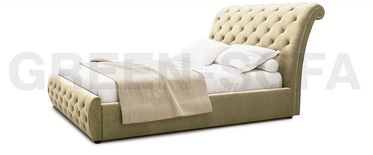 Кровать GreenSofa «Версаль II» серия люкс