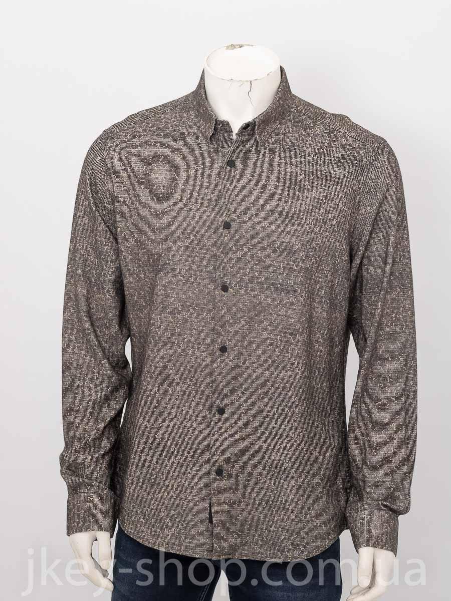 Рубашка с длинным рукавом мужская XINT 700734 HAKI