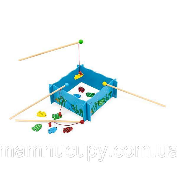 Игровой набор Viga Toys Рыбалка (56305)