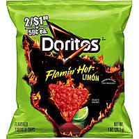 Снеки Doritos Flamin' Hot Limon 28,3 g