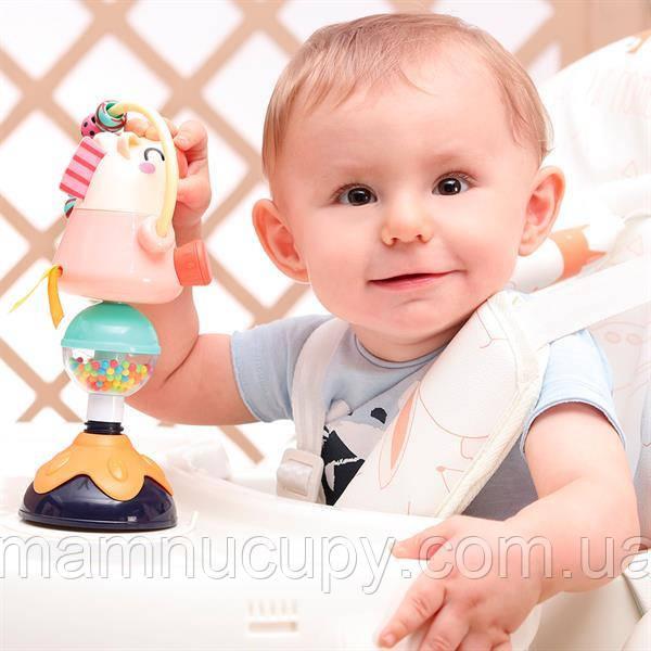 Погремушка на присоске Hola Toys Лошадка (3150A)