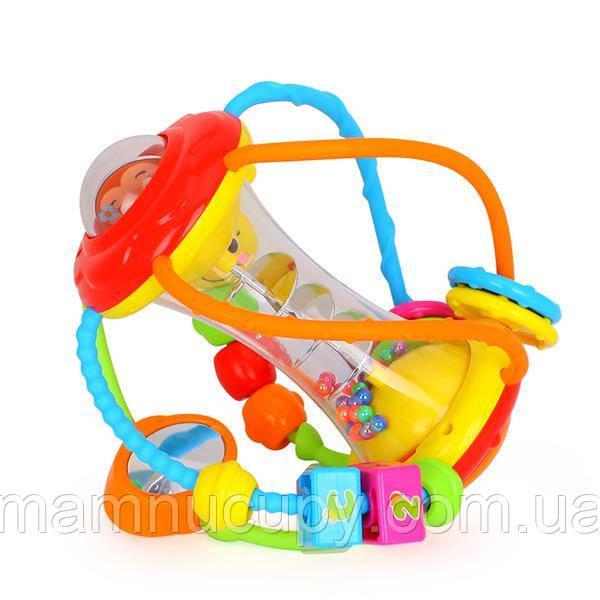 Погремушка Hola Toys Веселый мячик (929)