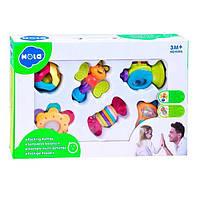 Набор погремушек Hola Toys, 6 шт. (939A)