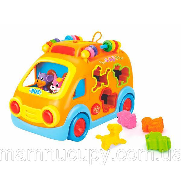 Игрушка Hola Toys Веселый автобус (988)