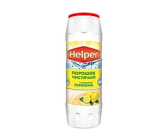 Helper порошок чистящий универсальный для кухни кафеля плитки 500 г*24 с ароматом лимона