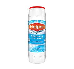 Helper порошок чистящий универсальный для кухни кафеля плитки 500 г*24 с хлором