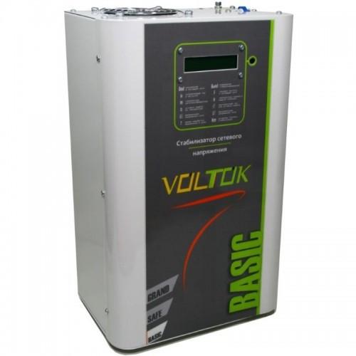 Стабилизатор напряжения Voltok Basic SRK9-22000 - для дома, дачи, квартиры