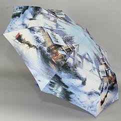 Зонт MAGIC RAIN женский полный автомат 3 сложения 7251