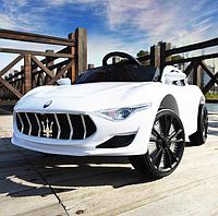 Детский электромобиль Maserati 8808 с EVA колесами