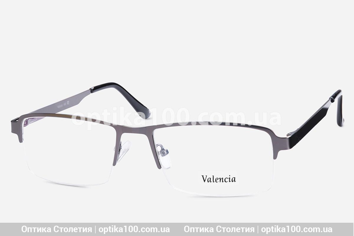 Металева чоловіча оправа для окулярів. Полуободковая з флекс-системою. Для РМЦ від 66 мм. і вище!