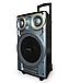 Мощная портативная колонка-чемодан ZPX AUDIO 7777 120W, фото 3