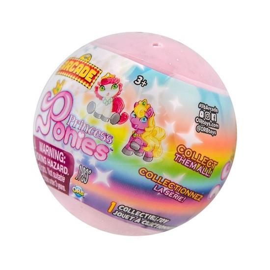 Игрушка-сюрприз в шарике Принцессы Пони ORB Arcade