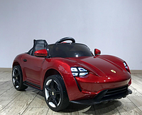 Детский электромобиль Porsche Sport 8988 с ручкой для транспортировки