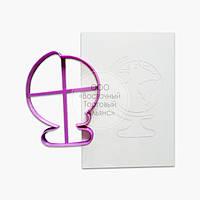 """3D форми для пряників - Вирубка """"Глобус №2"""""""