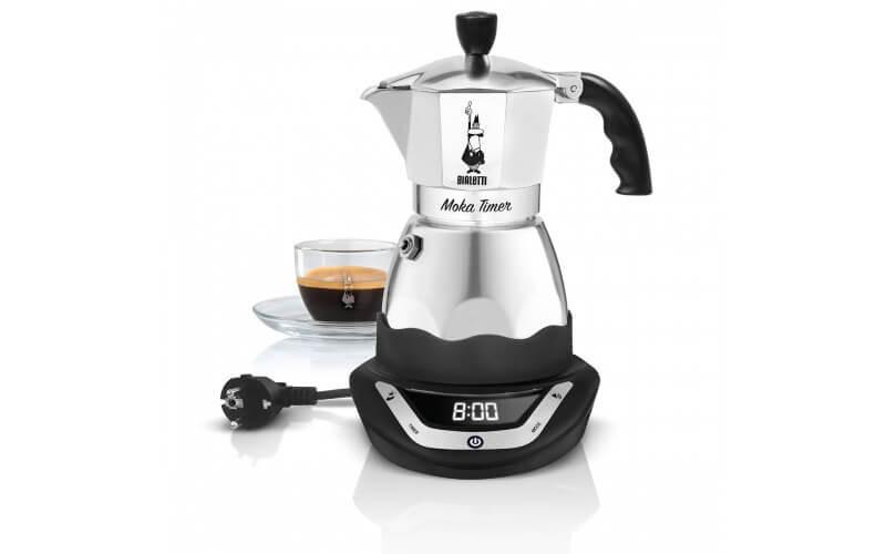 Кофеварка Bialetti 6093 Noir/Gris
