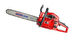 Бензопила Goodluck GL 5200 Е (1 шина, 1 цепь) в металле