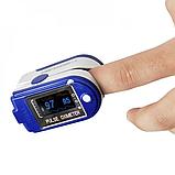 Пульсоксиметр пульс оксиметр Pulse Oximeter, фото 2