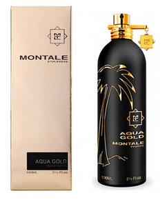 Парфюмированная вода Montale Aqua Gold 100 мл унисекс