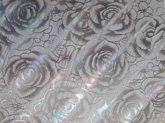 Серебристые розы