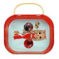 Игровой набор ЛОЛ Сюрприз ОМГ Семья Леди Диджей - LOL Surprise OMG Swag Family 45+ аксессуаров, фото 6