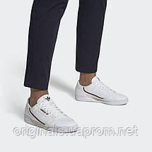 Чоловічі кросівки Adidas Continental 80 Vegan FW2336 20/2, фото 3