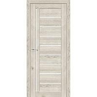 """Міжкімнатні двері ECO Doors Smart С067 """"Оміс"""" екошпон зі склом 60, 70, 80, 90 см"""