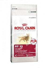 Royal Canin Fit 32 (Роял Канин Фит) для кошек, бывающих на улице 4 кг
