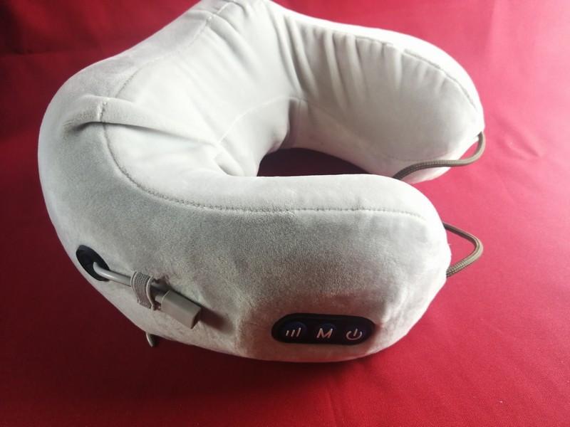Масажна подушка для шиї U-Shaped Massage Pillow
