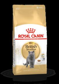 Royal Canin British Shorthair (Роял Канин) 34 для кошек породы Британская короткошерстная старше 12 месяцев 2 кг