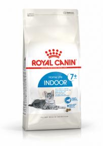 Royal Canin Indoor 7 (Роял Канин Индор) для взрослых кошек не покидающих помещение старше 7 лет 400 г