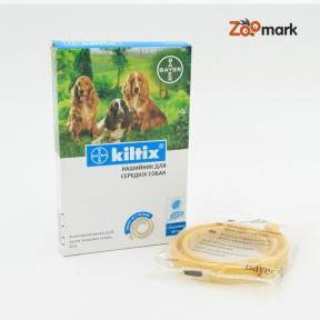 Килтикс (Kiltix)  ошейник от блох для собак и кошек 48 см