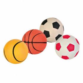 Мяч плавающий вспененная резина, Трикси 3440 9 см