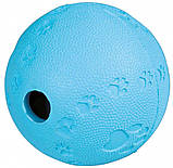 Мяч для лакомств 7 см каучук Трикси 34941, фото 2