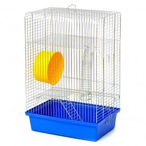 Клетка для грызунов Хомяк-3, Лори Цинк