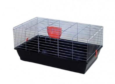 Клетка Rabbit 80 для грызунов разборная Интер-Зоо