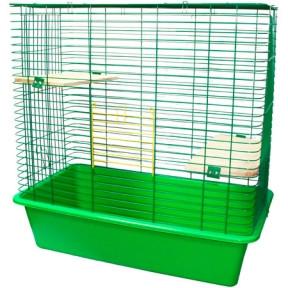 Клетка для грызунов Шиншилла - 80 разборная 804587 см