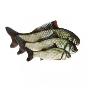 3D Fish - мягкая игрушка для котов 30 см