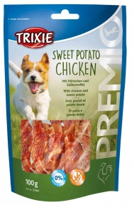 Premio Sweet Potato Chicken  лакомство для собак с курицей и сладким картофелем, Трикси 31584