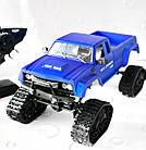 Гусеничний краулер на радіокеруванні,4WD Rock Crawler повний привід FY002В, фото 8