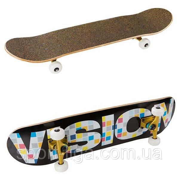 Скейт Golden visions, канадський клен, 78,5х23,6см