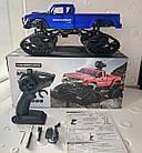 Гусеничний краулер на радіокеруванні,4WD Rock Crawler повний привід FY002В, фото 9