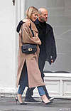 Сумка, клатч Фенди Baguette натуральная кожа 26 см, фото 7