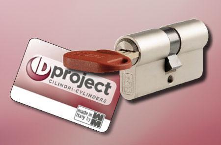 Сердцевина замка Mottura Project DPC 1 F5151 S3