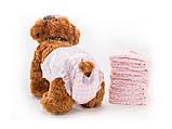 Памперсы для собак девочек 10шт M 24-41см, фото 2