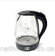 Электрический чайник PM810 с подсветкой, фото 3