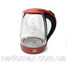 Электрический чайник PM810 с подсветкой, фото 2